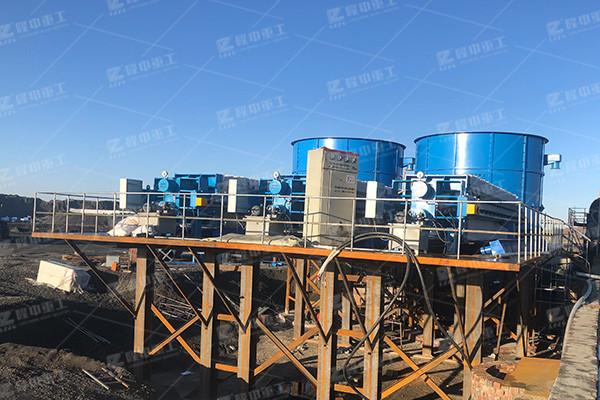 如何停止污水處理和回用?一臺污泥脫水壓濾機就可以搞定
