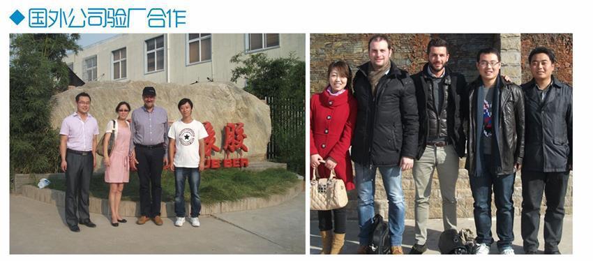 贵州滚筒包胶陶瓷胶板生产厂家  无需打磨陶瓷胶板示例图14