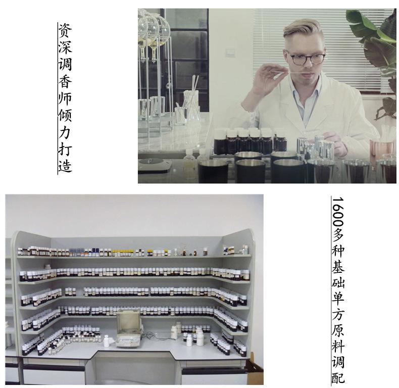工厂定制七彩珠光玻璃杯家居植物精油环保进口大豆蜡爱博体育手机端下载蜡烛示例图11