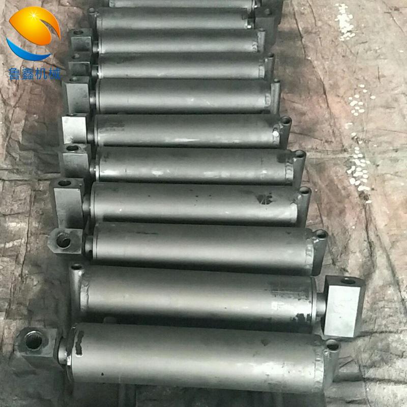 环保工程车辆液压油缸厂家定做批发 80/65-300 济南鲁鑫示例图16