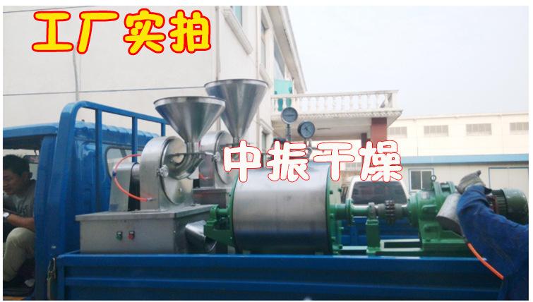 新款真空耙式干燥机 搅拌低温真空干燥设备 间硝基甲苯专用干燥机示例图12