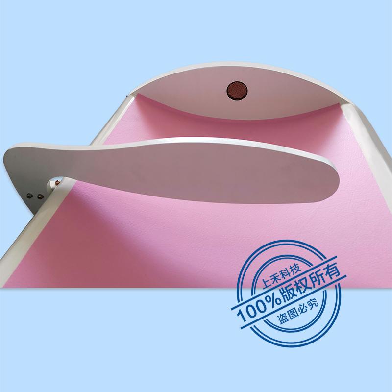 躺臥式體檢儀 超聲波身高體重測量儀 SH-3008 上禾 智能語音播報示例圖3
