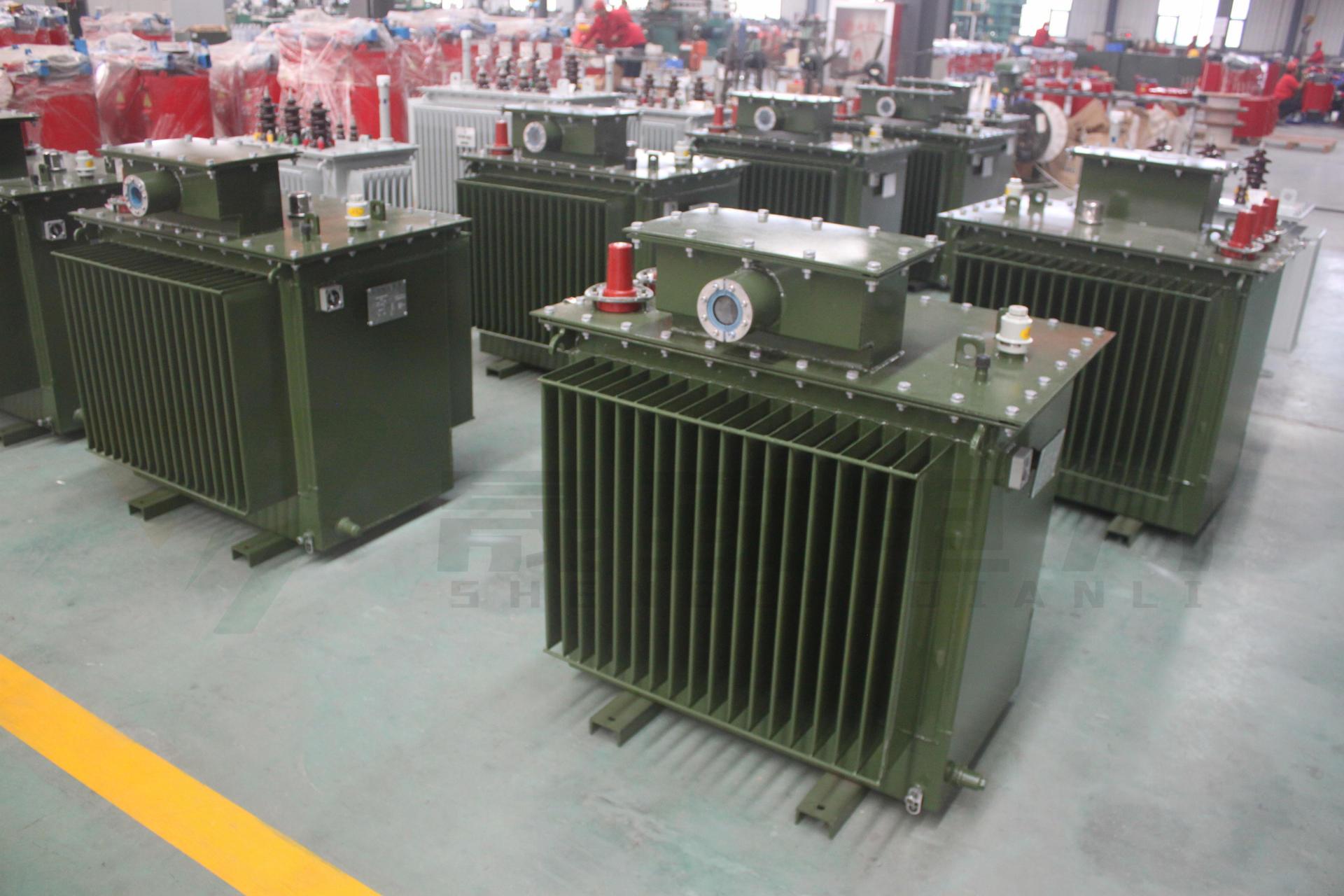 地埋式变压器s11-mrd-250kva 地埋式变压器生产厂家 地下式变压器示例图2