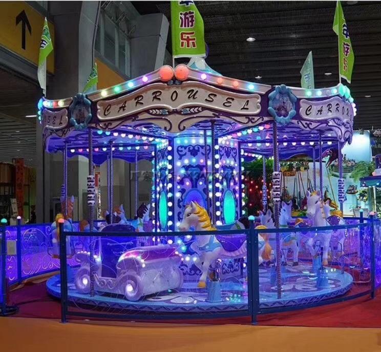 儿童游乐设备桑巴气球 厂家直销 郑州大洋8臂桑巴气球公园游乐示例图37