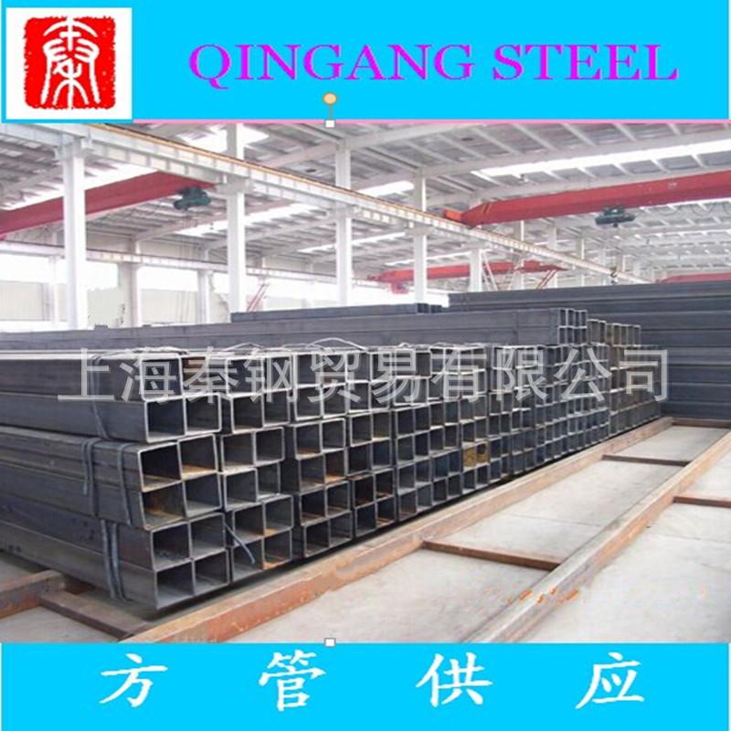 现货销售上海无缝方管、四方钢、合金方矩管低价零售示例图7