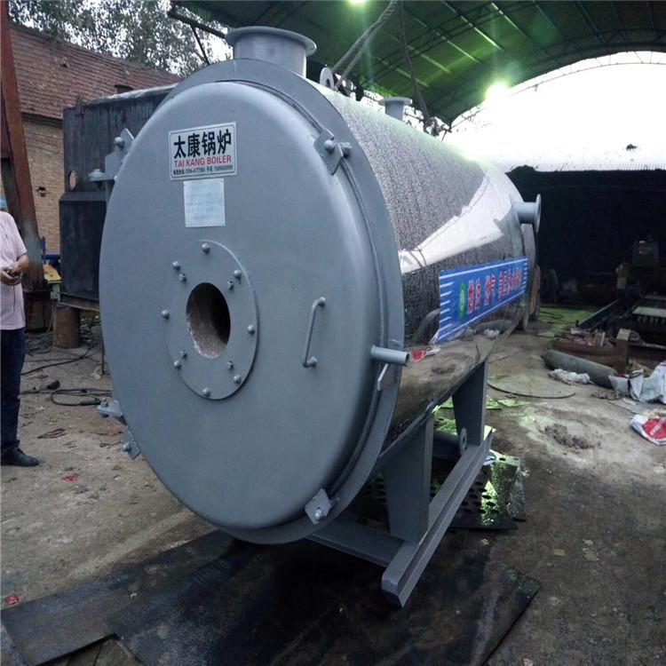 三台燃气蒸汽锅炉成本多少钱/3台4吨的燃气锅炉价格示例图18