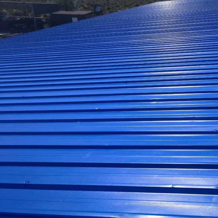 供应彩钢翻新漆 彩钢瓦翻新专用固锈漆厂家示例图13