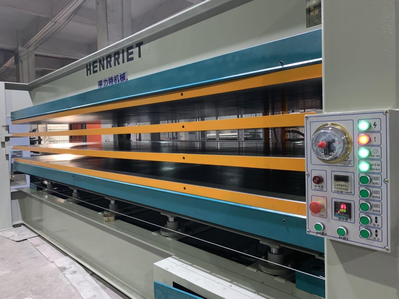 亨力特hlt3248-100t瑜珈墊熱壓機,戶外用品TPU熱壓機尺寸非標可以定制示例圖13