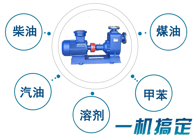 100CYZ-75输送燃油泵用于武汉造船厂-远东泵业示例图6