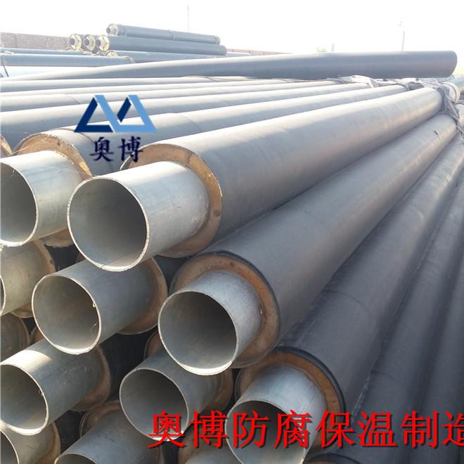 专业生产 保温钢管 聚乙烯聚氨酯保温钢管 批发 预制直埋保温钢管示例图10