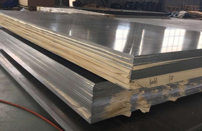 船級社專用鋁板 5083-H116鋁合金板 船舶鈑金件用鋁板示例圖12
