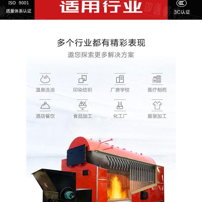 供应2吨生物质锅炉 新型DZL系列生物质蒸汽锅炉 生物质燃料锅炉示例图9