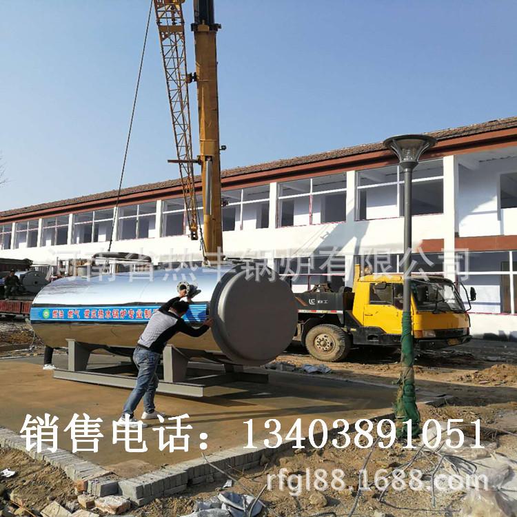 黑龙江家用燃气锅炉代理/0.05吨小型燃气供暖锅炉低价批发示例图5