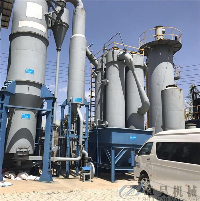 卓昊固定床生物質氣化爐直徑1.5-3米木塊氣化設備價格秸稈氣化爐價格示例圖9