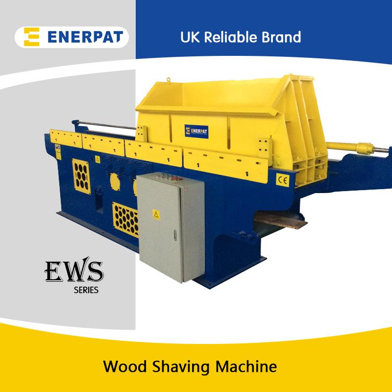 恩派特高效能机械设备木材刨花机示例图2