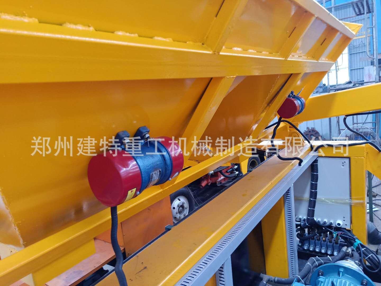 广西地区厂家直销自动上料喷浆车  混凝土喷浆车  喷浆机组示例图17