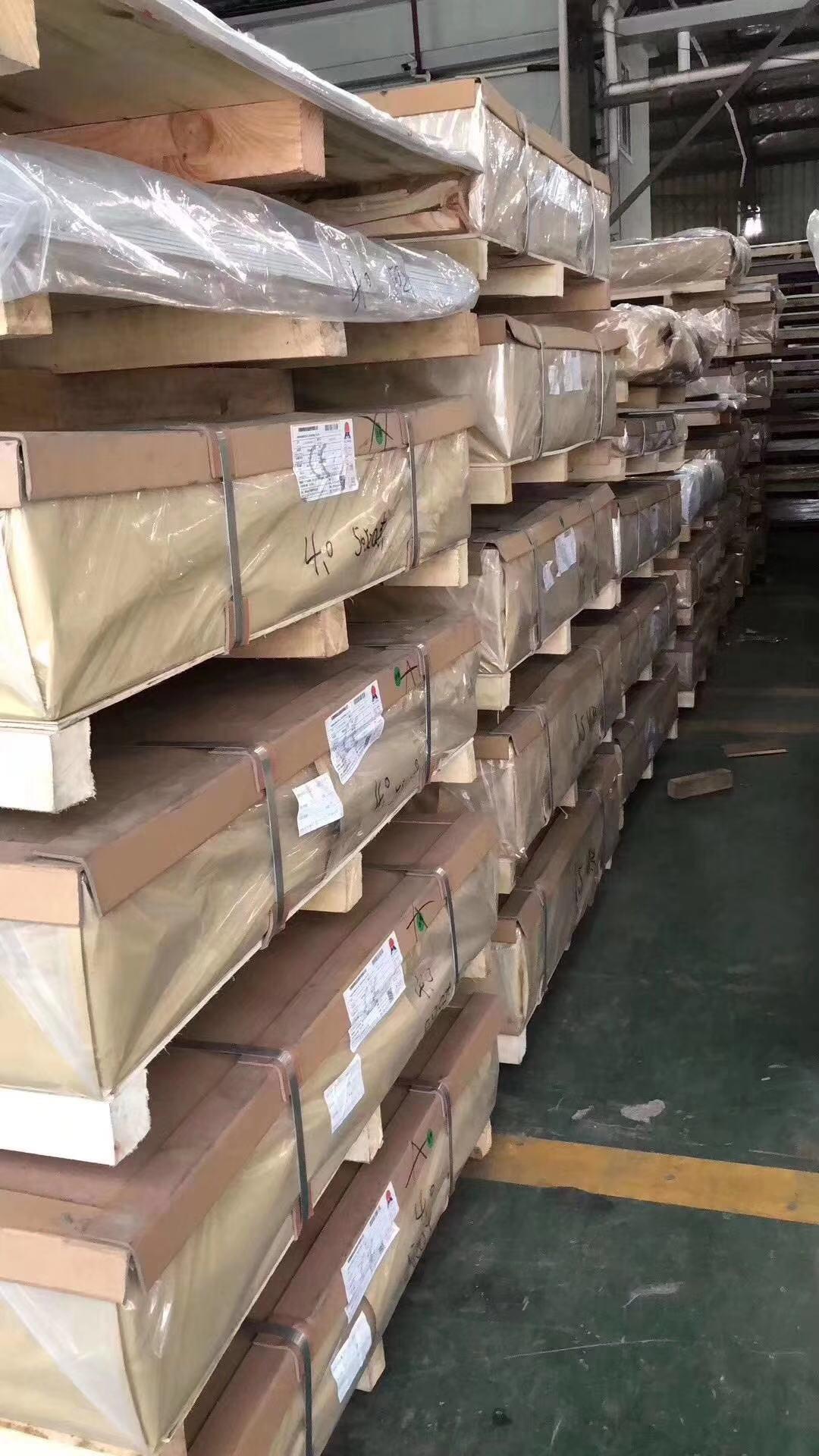 上海大小五条筋防滑铝板1060花纹铝板条筋花纹铝板示例图3