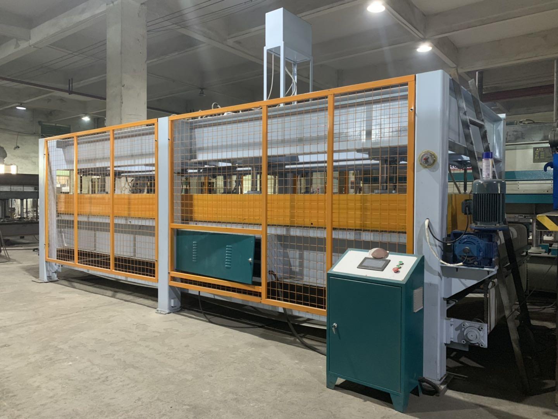 亨力特20噸整體衛浴復合熱壓機自動輸送線,熱壓機尺寸非標可以定制示例圖24