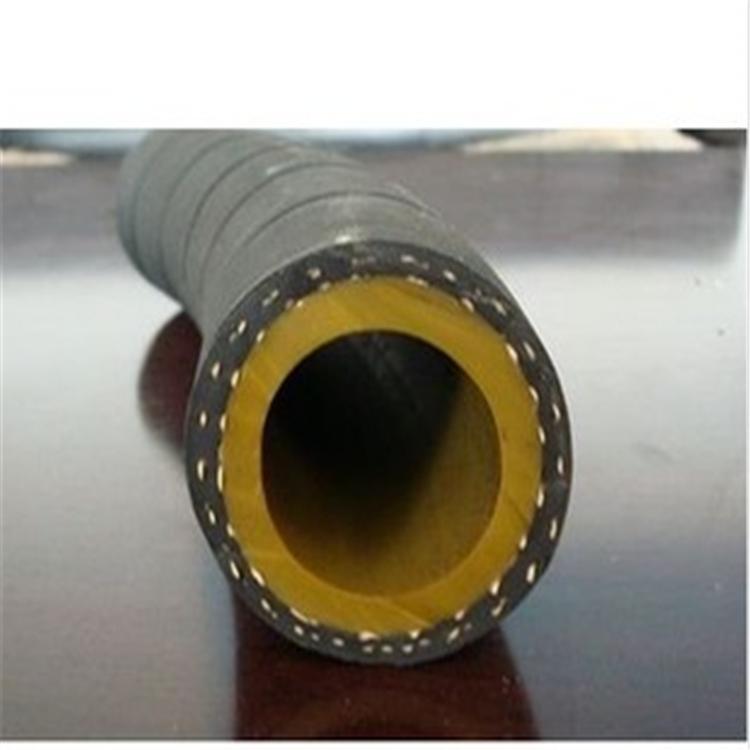 弘创厂家专销夹布喷砂橡胶软管 高压喷砂管 耐磨砂浆管 欢迎订购示例图4