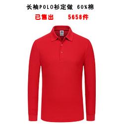 工厂直销保罗衫定制 夏季翻领保罗衫工作服定制 提供设计印LOGO示例图6