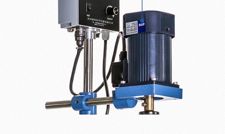 上海泓冠 S312-90W 恒速搅拌器 90W平板恒速搅拌器示例图7