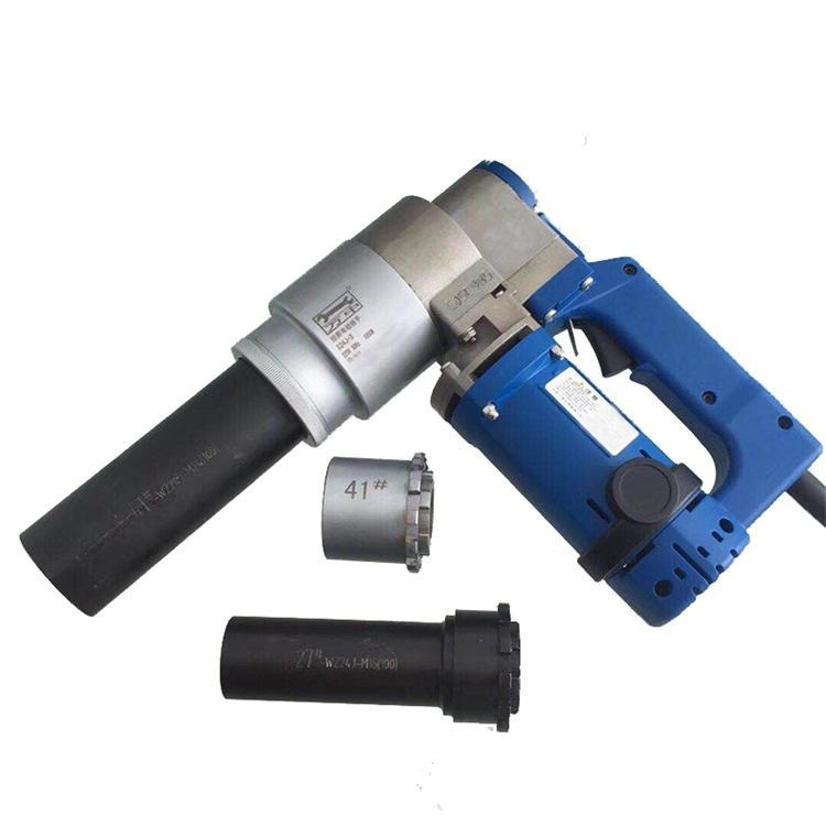悍博扭剪型电动扳手 扭剪型高强螺栓电动扳手 扭剪螺栓扳手电动扳手示例图7