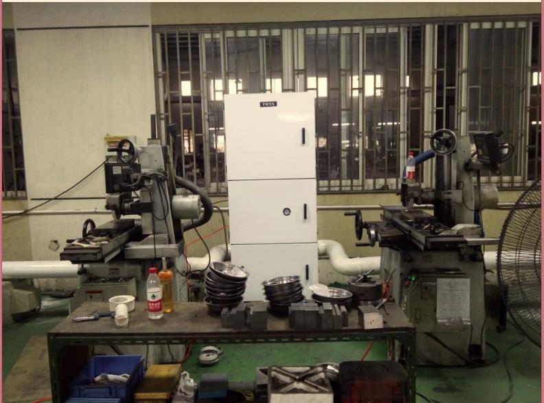 磨床粉尘吸尘器 车间机械设备工业集尘器 烟雾除尘器示例图21