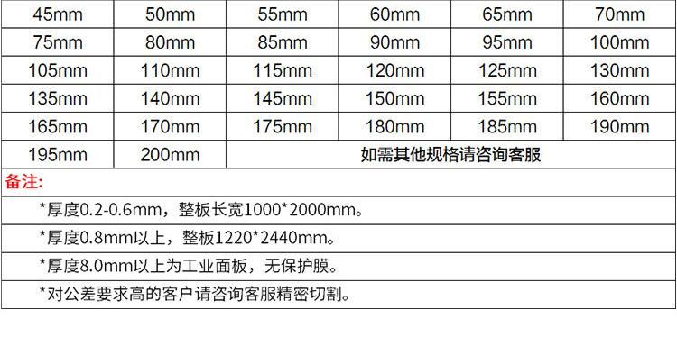 船級社專用鋁板 5083-H116鋁合金板 船舶鈑金件用鋁板示例圖3
