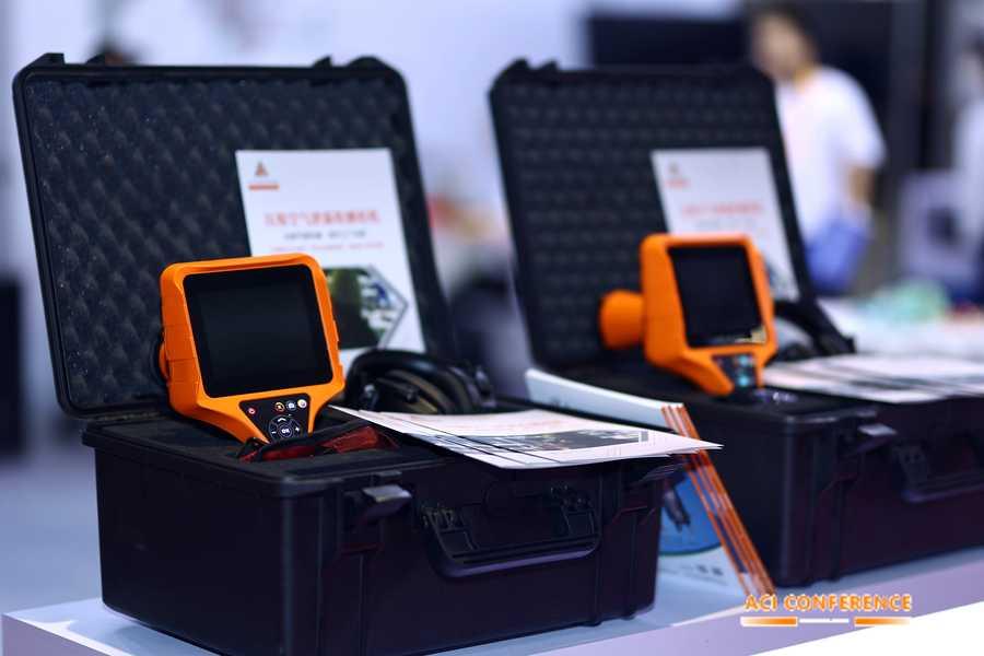 LEAKSHOOTERS 工业声学成像仪 声波成像仪 可视化泄漏检测仪 气体泄漏检测仪 疏水阀测漏仪器 超声波查漏仪示例图3