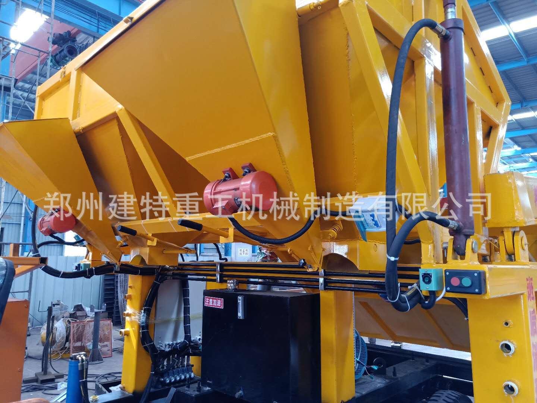广西地区厂家直销自动上料喷浆车  混凝土喷浆车  喷浆机组示例图5