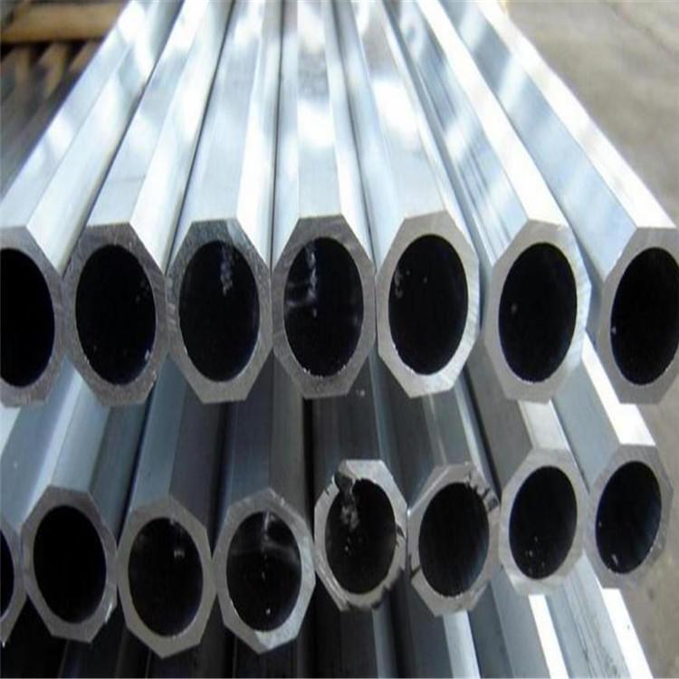5052防锈抛光铝管 5052镜面铝板 5052导电铝棒示例图1