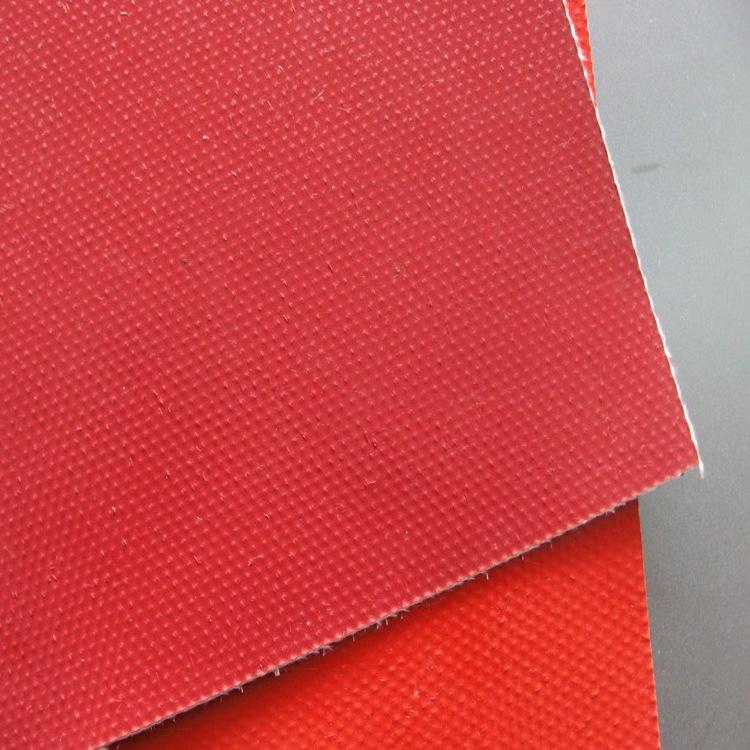 宝来 无味硅胶防火布 阻燃硅胶布 耐高温软接布 隔热环保硅橡胶防火布示例图11