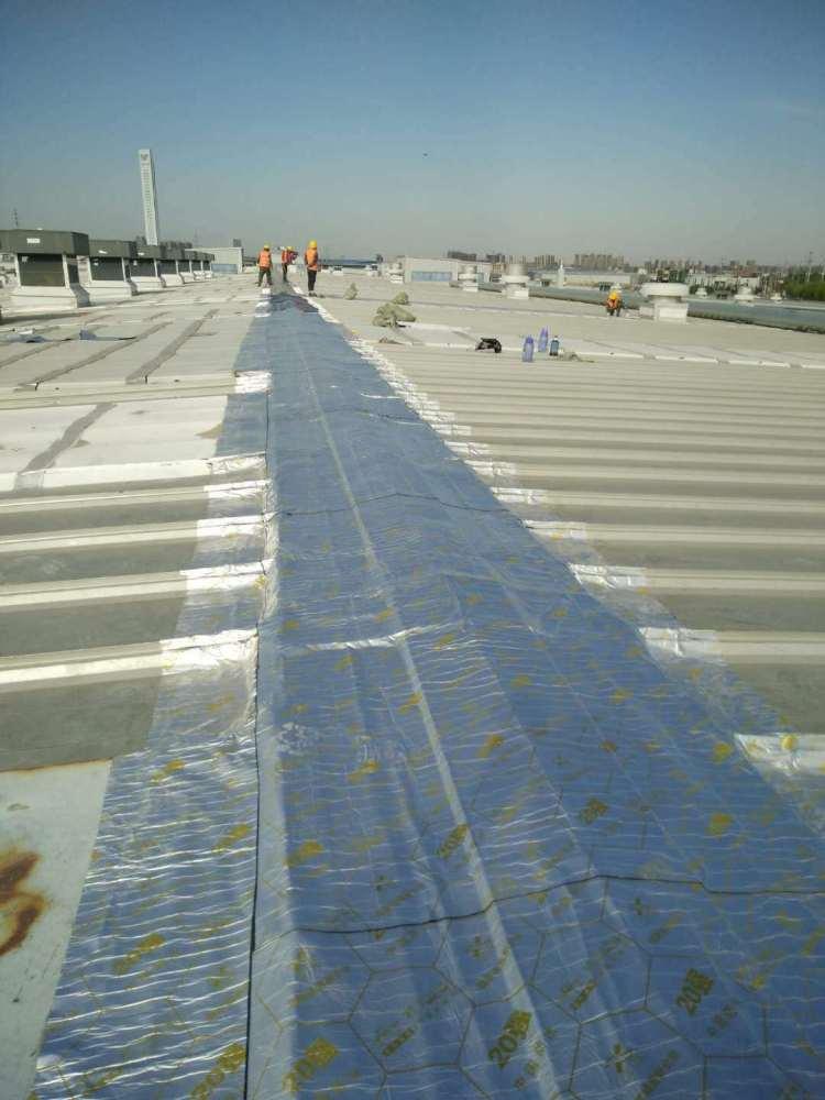 野麦龙彩钢瓦屋面高温抗耐老化防水卷材示例图2