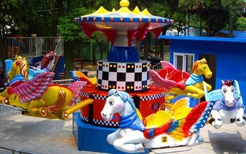 儿童游乐设备桑巴气球 厂家直销 郑州大洋8臂桑巴气球公园游乐示例图59