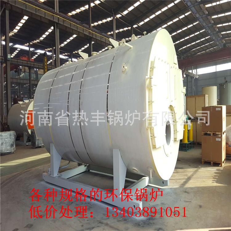 高效节能环保实用 燃油蒸汽锅炉 供应1吨 2吨 4吨工业锅炉制造示例图1