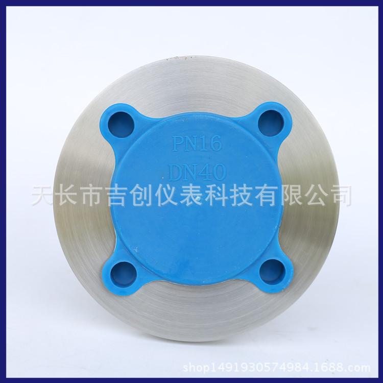 厂家直销不锈钢耐震隔膜压力表 YN-100/MF/DN50 耐震隔膜压力表示例图7