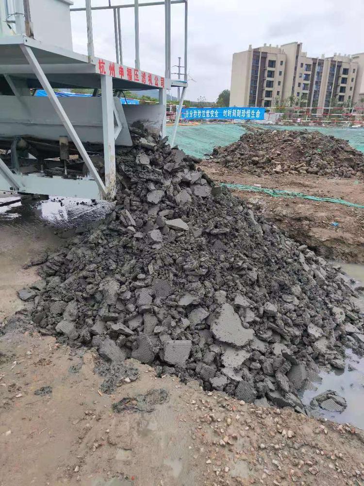 打桩泥浆固化设备处理工艺产品价格示例图4