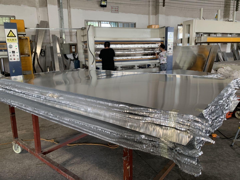 亨力特hlt3248-600t三聚氰氨貼面熱壓機,木工家具貼面熱壓機,生態板貼面熱壓機,尺寸非標可以定制示例圖36