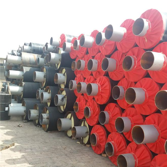 现货供应 聚乙烯夹克管 高密度聚乙烯夹克管 保温管外护管厂家示例图10