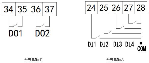 厂家直供安科瑞环保设备在线监测电能表ADW300系列lora无线通讯电能表示例图11