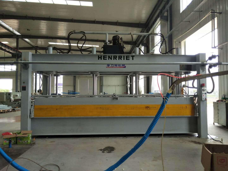 亨力特HLT3248-120T聚氨酯發泡層壓機,熱壓機尺寸非標可以定制示例圖8