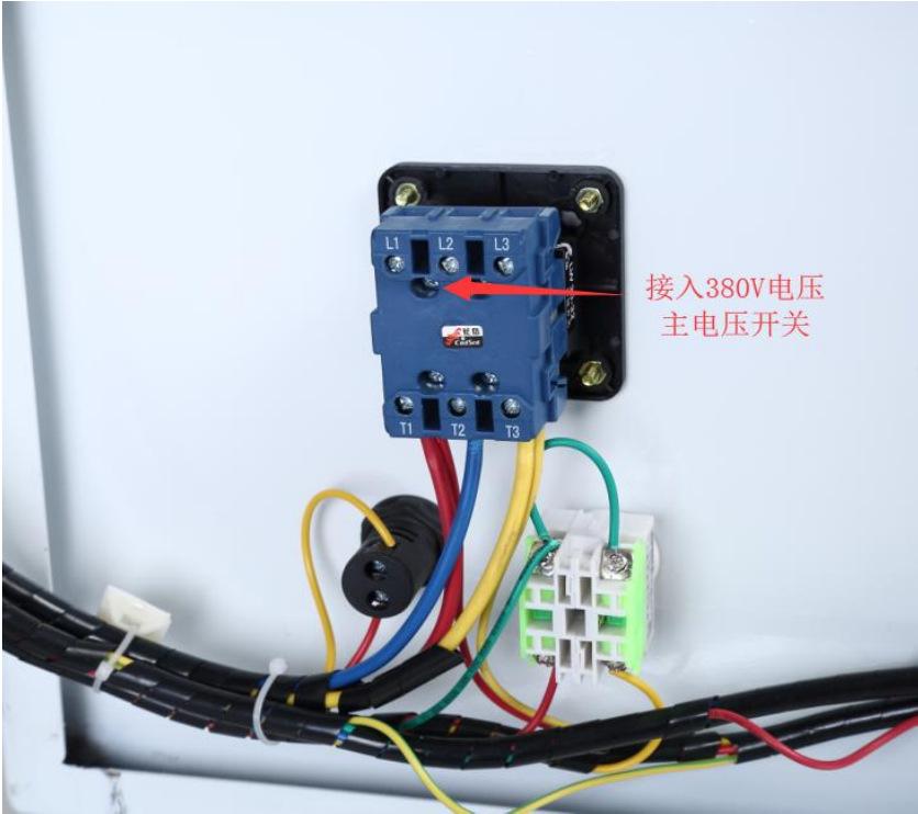 磨床粉尘吸尘器 车间机械设备工业集尘器 烟雾除尘器示例图38