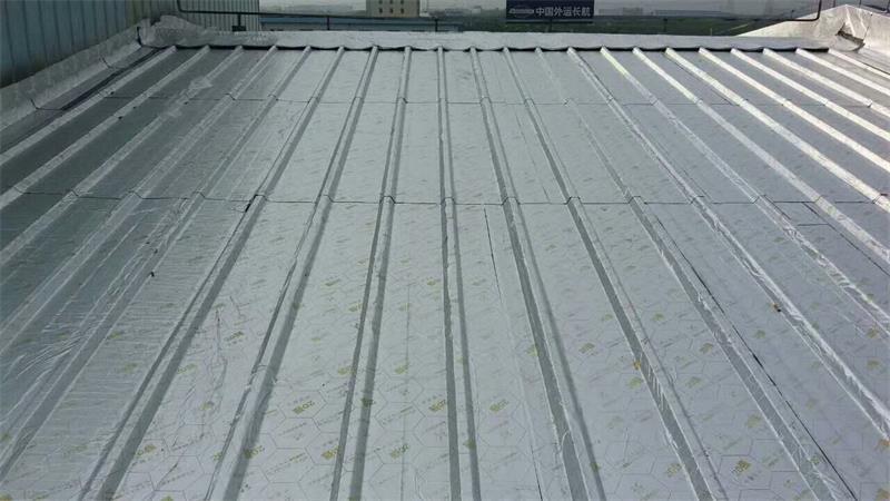 野麦龙彩钢瓦屋面高温抗耐老化防水卷材示例图3