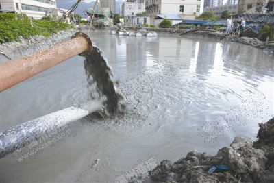 桥梁桩泥浆脱水压榨机,高速高铁施工打桩泥浆处理设备示例图1