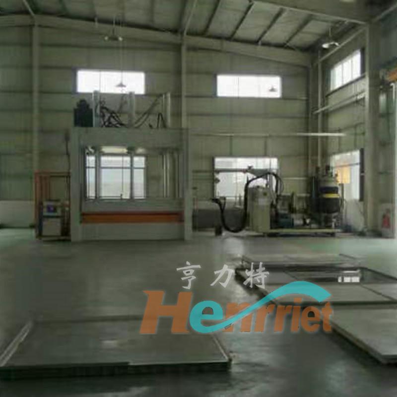 亨力特HLT3248-120T聚氨酯發泡層壓機,熱壓機尺寸非標可以定制示例圖12