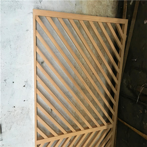 仿古铝窗花中式窗花定制 朝阳会所焊接造型铝屏风 满足审美需求铝窗花示例图8