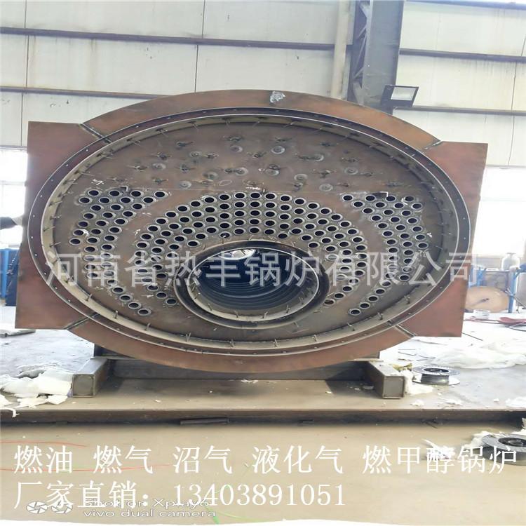 河南热丰太康锅炉,1吨手摇活动燃气锅炉,1吨蒸汽炉价格 燃气锅炉示例图6