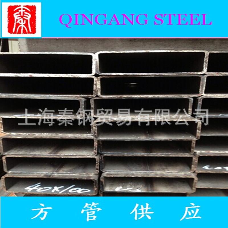 无缝方管16Mn20号矩形管 Q345B铁方管14080锰钢方管方通管14070示例图4