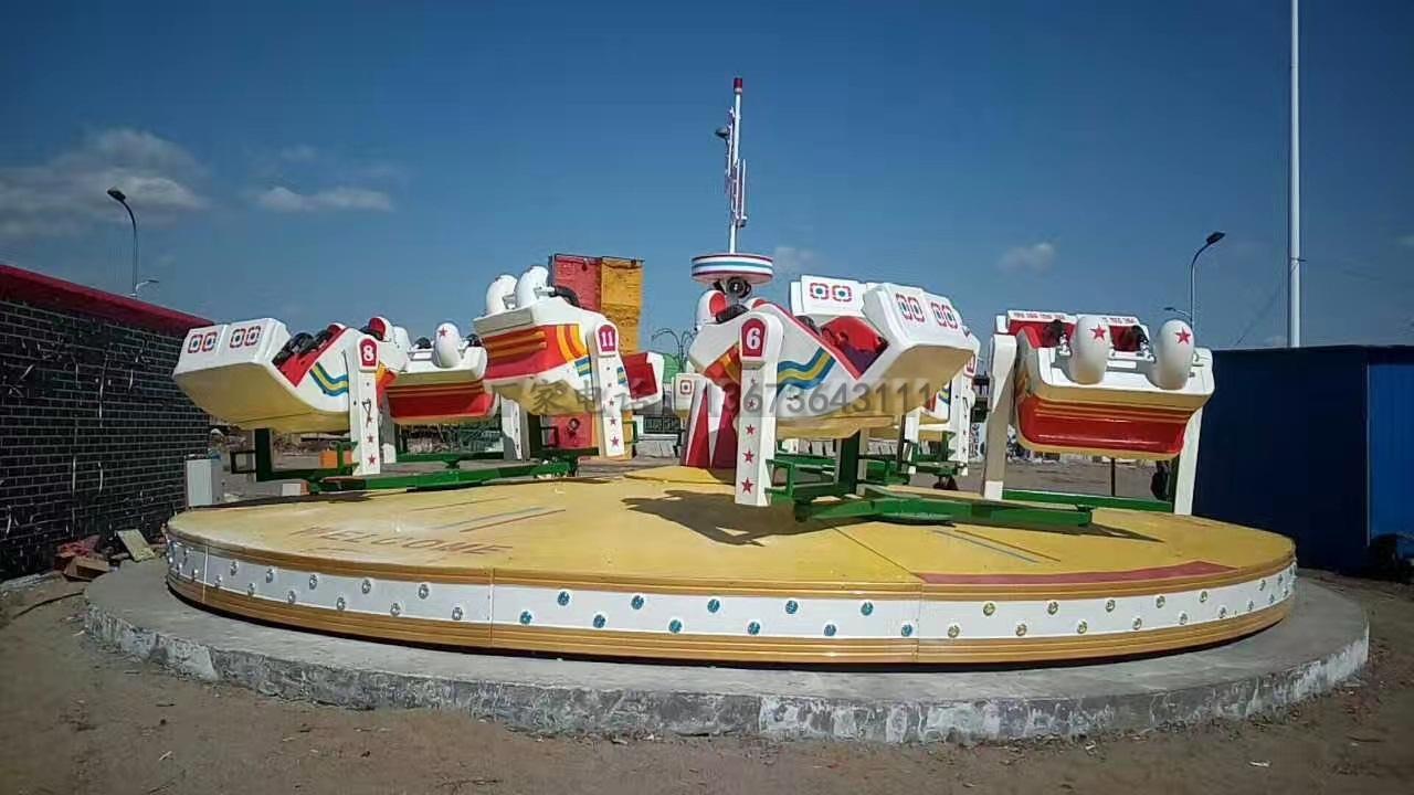 2020 郑州大洋源头厂家供应无轨海洋观光火车 公园卡通造型海洋小火车示例图41