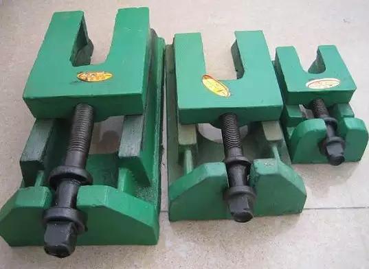 s83可调垫铁 机床调整垫脚 佳鑫减震防震垫铁示例图9